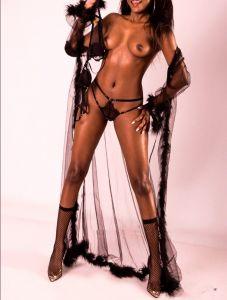 Olivia ebony goddess escort Cape Town
